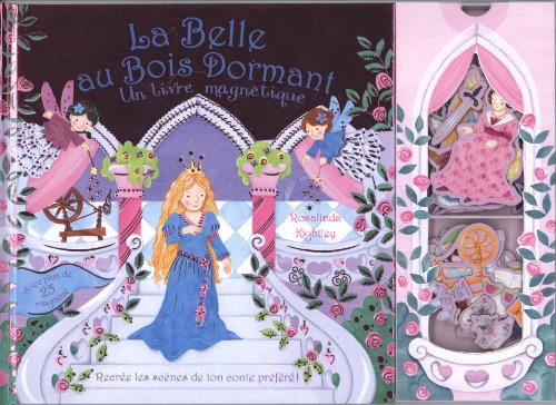 9782324000584: Sleeping Beauty Magnetic Fr (French Edition)