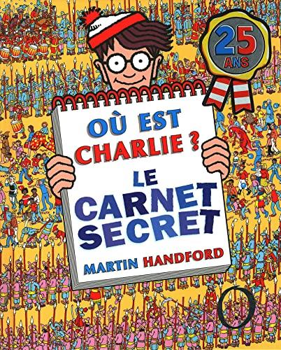 9782324002076: Charlie midi - le carnet secret
