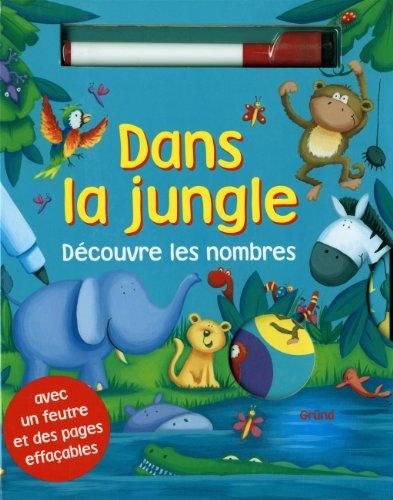 9782324002496: jungle - mes premiers apprentissages