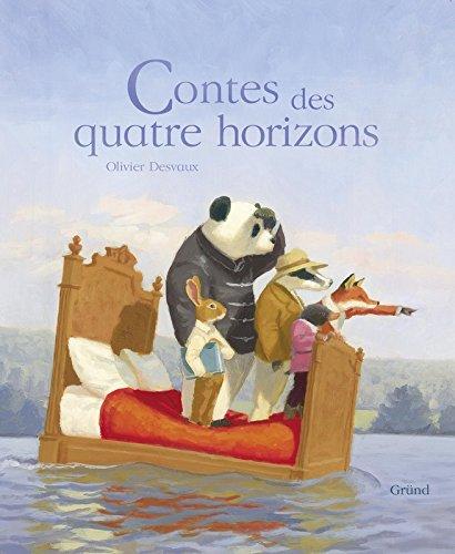 9782324003790: CONTES DES QUATRE HORIZONS