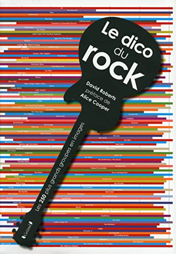 Le Dico du rock: David Roberts