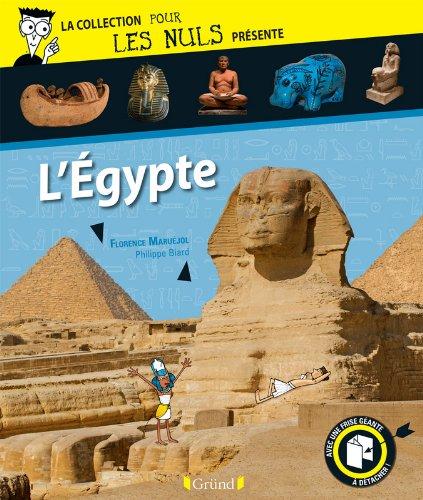 9782324005435: Pour Les Nuls présente L'Egypte