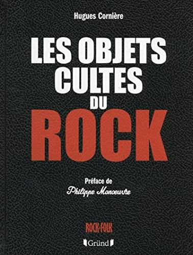 9782324005725: Les objets cultes du rock