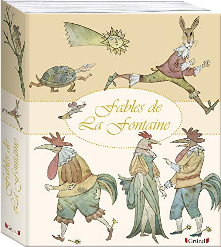 9782324005954: Fables de La Fontaine