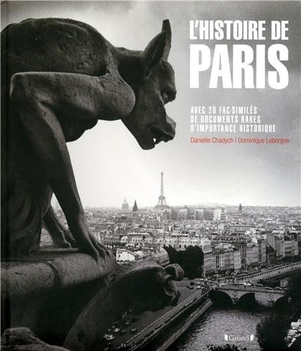 9782324006807: L'Histoire de Paris