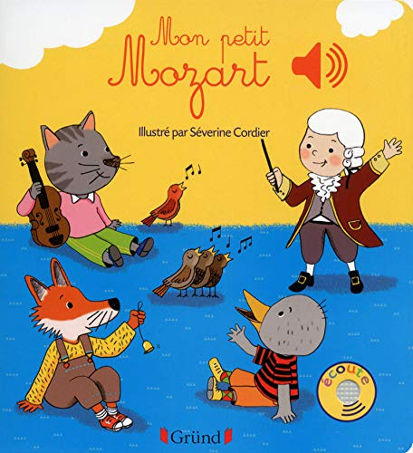 9782324008214: Mon petit Mozart