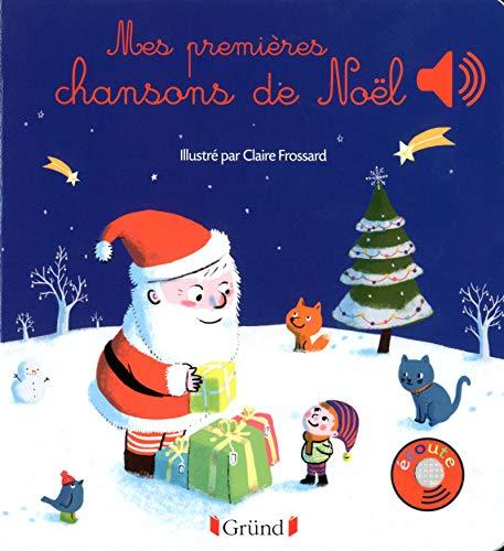 9782324008221: Mes premières chansons de Noël