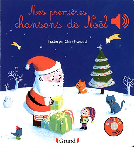 9782324008221: Mes premières chansons de Noel - My First Christmas Songs [ French ] (French Edition)