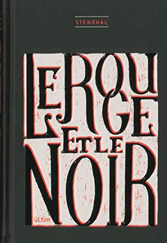 9782324008962: LE ROUGE ET LE NOIR