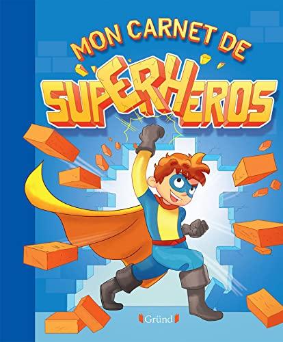 Mon carnet de Super héros: Lorenzo, Santiago
