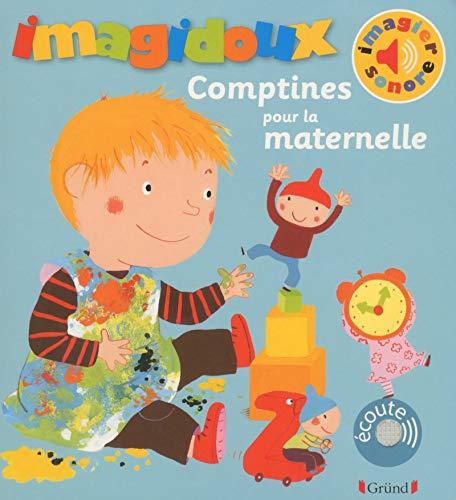 9782324011078: Comptines pour la maternelle (Les Imagidoux)