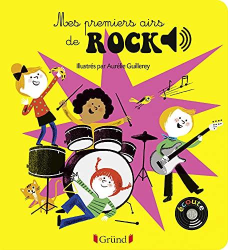 9782324012013: Mes premiers airs de rock
