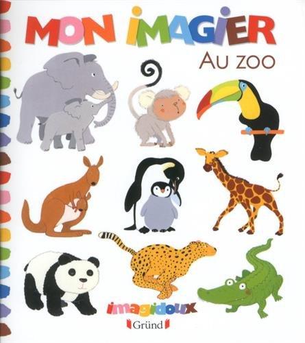 9782324012471: Mon Imagier - Au zoo