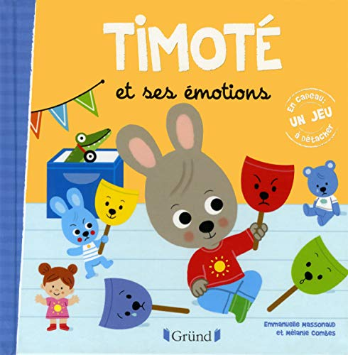 9782324022272: Timoté et ses émotions