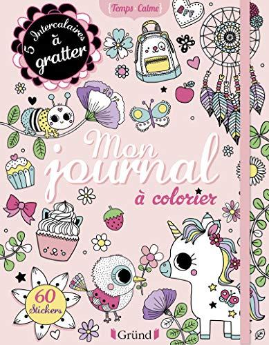 9782324023989: Mon journal à colorier