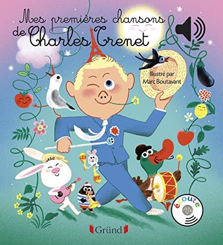 9782324024290: Mes premières chansons de Charles Trenet