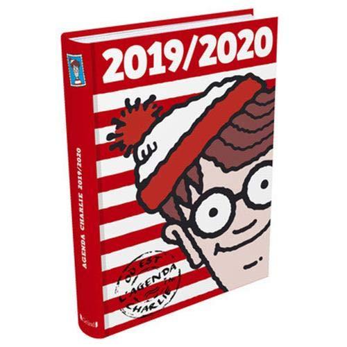 9782324024429: Où est Charlie ? - Agenda 2019/2020