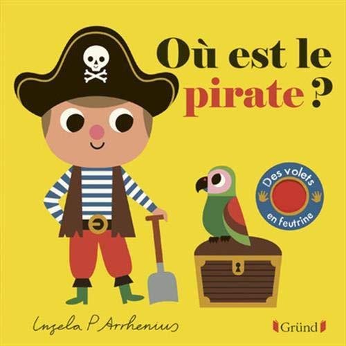 9782324025303: Où est le pirate ? (Le coin des histoires)