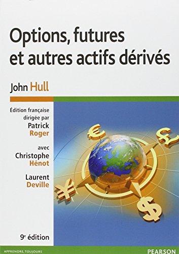 9782326000513: Pack Options, futures et autres actifs dérivés: Le livre + les corrigés