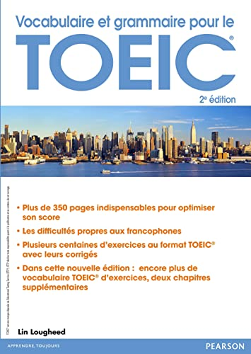 9782326000896: Vocabulaire et grammaire pour le TOEIC