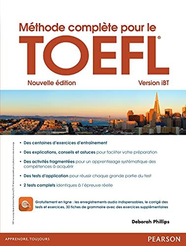 9782326000926: Méthode complète pour le TOEFL