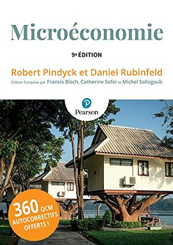 9782326001596: Microéconomie 9e édition + QCM