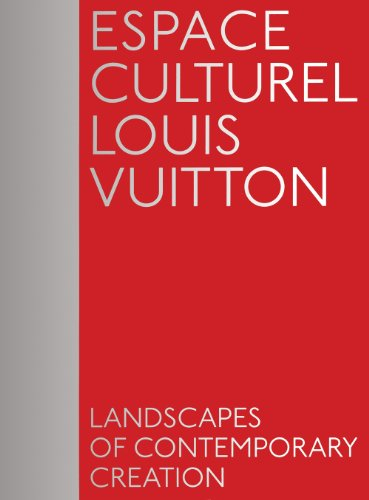 9782330000615: Espace Culturel Louis Vuitton: Landscapes of Contemporary Creation