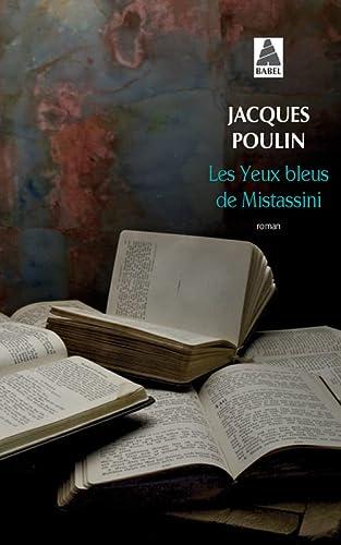 YEUX BLEUS DE MISTASSINI -LES-: POULIN JACQUES