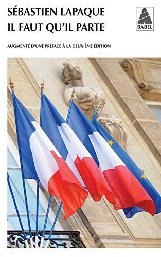 9782330003081: Il Faut Qu'Il Parte (French Edition)
