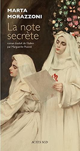 la note secrète: Marta Morazzoni