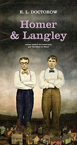 HOMER ET LANGLEY: DOCTOROW E L