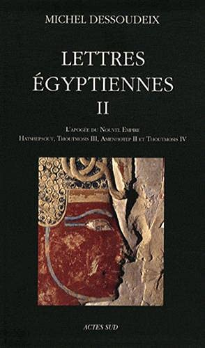 9782330006365: lettres egyptiennes volume2