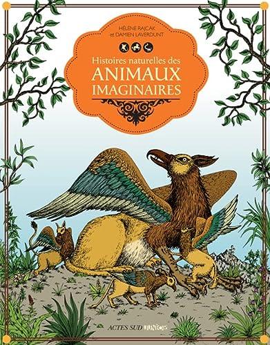 HISTOIRES NATURELLES DES ANIMAUX IMAGINA: LAVERDUNT DAMIEN
