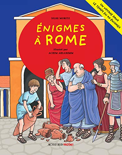 ÉNIGMES À ROME: MORITZ SILKE