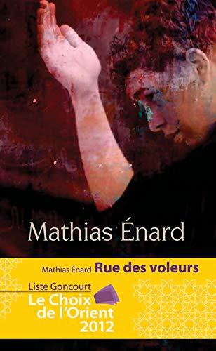 9782330012670: Rue des voleurs roman (Domaine français)
