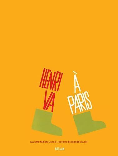 9782330012793: Henri va a paris