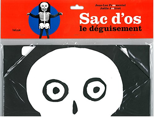 SAC D OS -LE DEGUISEMENT-: FROMENTAL JEAN LUC