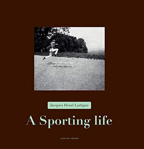 Jacques Henri Lartigue: A Sporting Life: Terret, Thierry