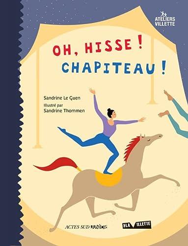 OH HISSE CHAPITEAU: GUEN SANDRINE LE