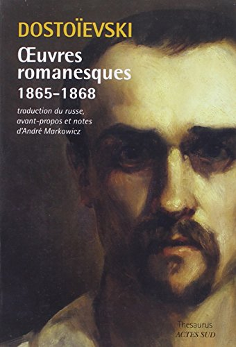 9782330018344: Oeuvres romanesques 1865-1868