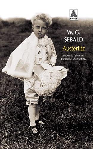 AUSTERLITZ: SEBALD W G