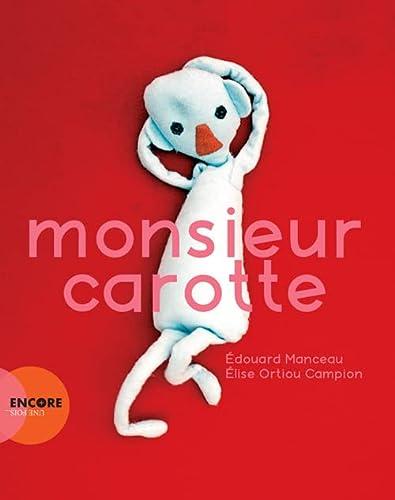 9782330023393: Monsieur Carotte