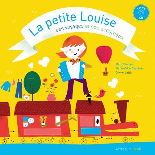 PETITE LOUISE -LA- LIVRE CD: PERRONE MARC