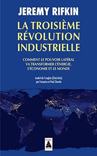 9782330024628: La trosième révolution industrielle