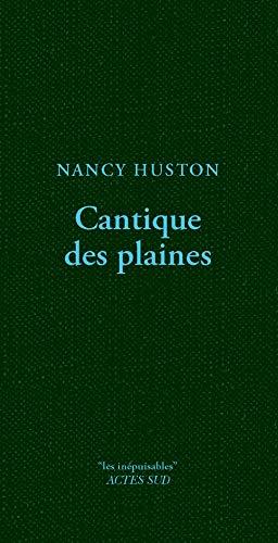 9782330024901: Cantiques des plaines