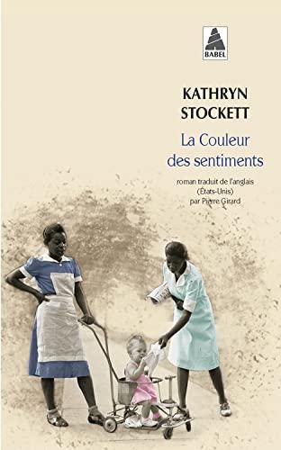 9782330026691: La Couleur DES Sentiments (French Edition)