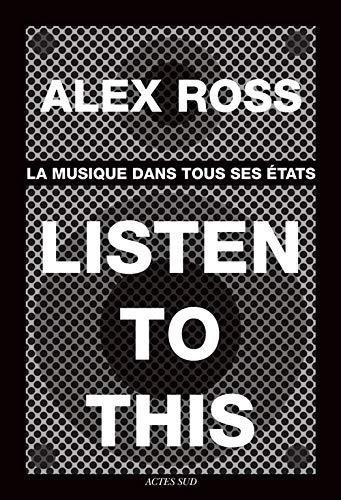 LISTEN TO THIS: ROSS ALEX