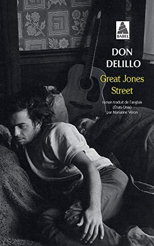 9782330028596: Great Jones Street