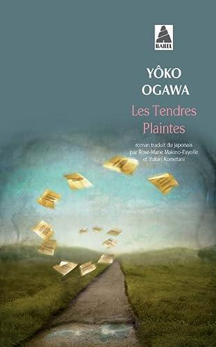 TENDRES PLAINTES -LES-: OGAWA YOKO