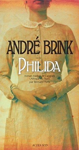 PHILIDA: BRINK ANDRÉ